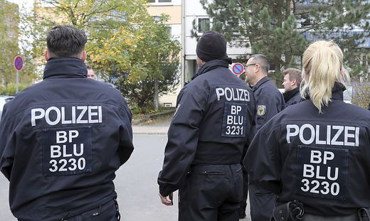 Anti-Terror-Razzia in Kassel