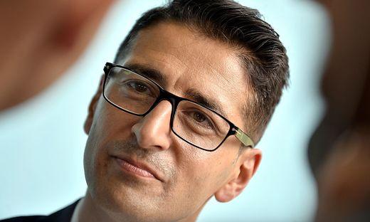 ÖVP-Kandidat Efgani Dönmez