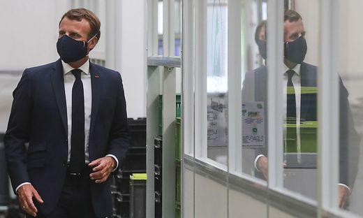 Direkte Anzeigen gegen Macron werden nicht untersucht