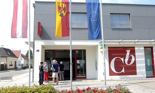 MATTERSBURG-BANK - AUSZAHLUNGEN DURCH EINLAGENSICHERUNG LAUFEN AN