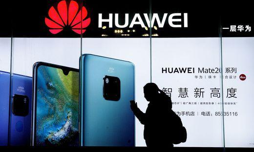 Huawei ist aktuell die Nummer Drei am globalen Smartphone-Markt