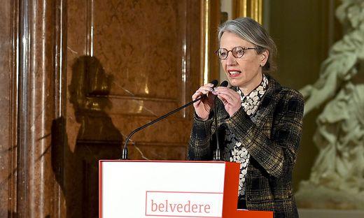Stella Rollig bleibt Generaldirektorin