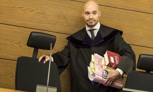 Richter Matthias Polak verurteilte den 23-Jährigen
