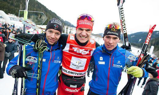 AUT, Dolomitenlauf, Freestyle