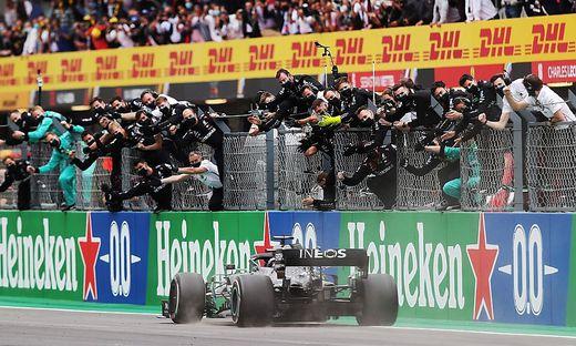 Auto: Formula One - Portuguese Grand Prix 2020