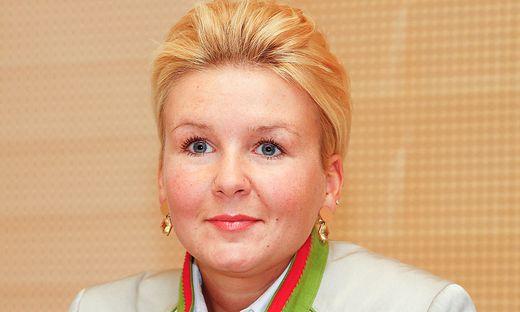 Manche FPÖ-Gemeinderäte möchten, dass Sandra Wassermann ihren Clubobfrau-Sessel räumt.