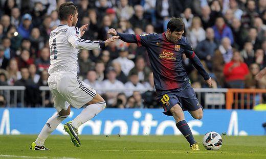 Lionel Messi, Sergio Ramos,