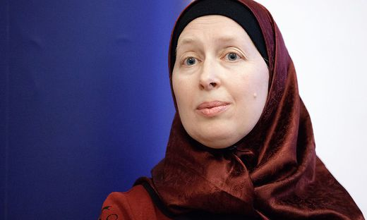 Schulamjtsleiterin der Islamischen Glaubensgemeinschaft, Carla Amina Baghagjati.