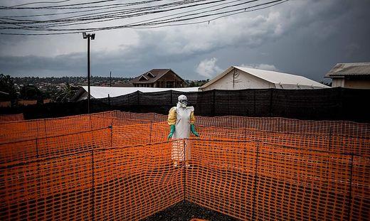 Auch AFP-Fotograf John Wessels ist in zwei Kategorien für dem World Press Photo Award 2019 nominiert.