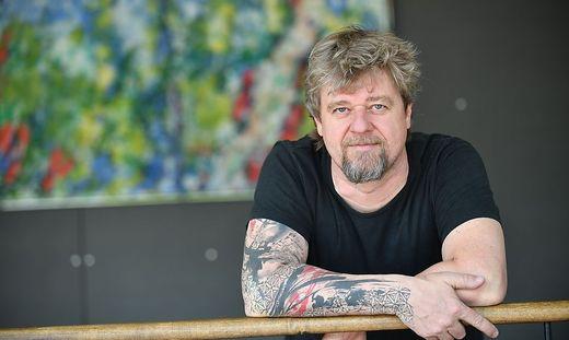Seit 17 Jahren für das Programm in Saalfelden verantwortlich: Mario Steidl