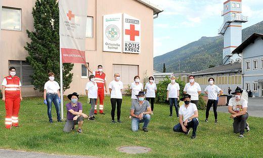 Schnelle Hilfe: Faschingsgilde Spittal unterstützt die Mitarbeiter ...