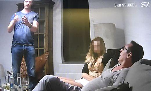 Gudenus wurde vor Ibiza-Lockvogel gewarnt