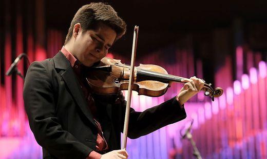"""Luka Ljubas: Als """"Erste Violine"""" aufgenommen"""