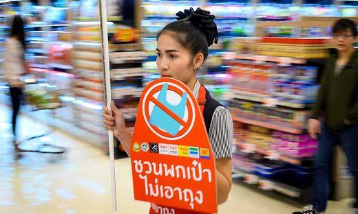 THAILAND-ENVIRONMENT-PLASTIC