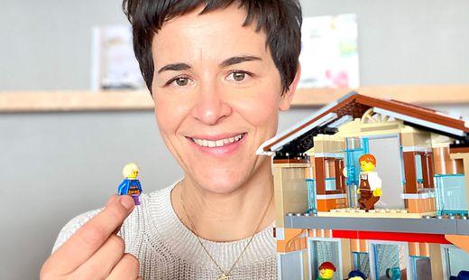 Hotelchefin Marianne Daberer kam die Idee zu dieser Aktion, als ihre Kinder mit Lego spielten