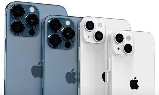 So könnte die neue iPhone-13-Reihe aussehen
