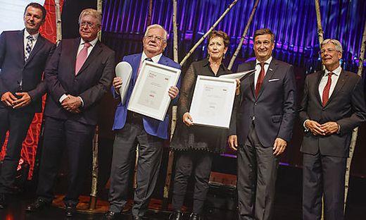 Primus Gala Kleine Zeitung Konzerthaus Klagenfurt September 2021