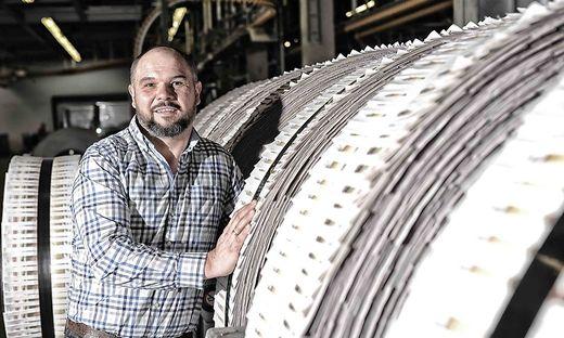 """""""Teamarbeit ist hauptverantwortlich für unsere erfolgreichen Produkte"""", sagt Markus Sackl"""