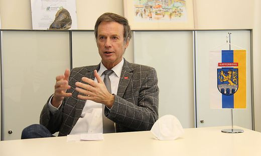 Fritz Kratzer wünscht sich bessere Testmöglichkeiten und mehr Informationen