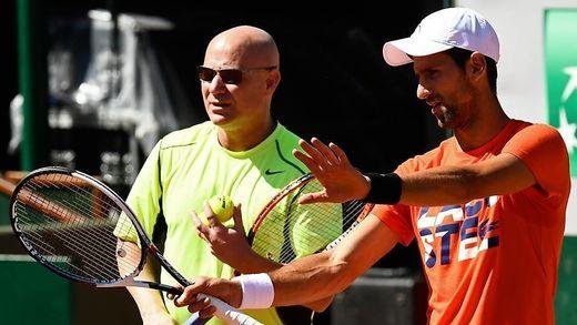 Andre Agassi beendete Tätigkeit als Djokovic-Coach