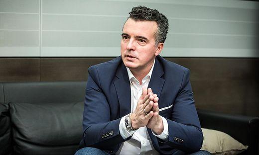"""Manche in den FPÖ-Reihen sehen Parteichef Gernot Darmann """"angezählt"""""""
