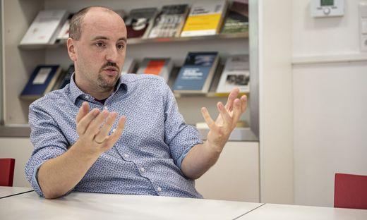 Politikwissenschaftler und Wahlforscher Laurenz Ennser-Jedenastik von der Universität Wien.