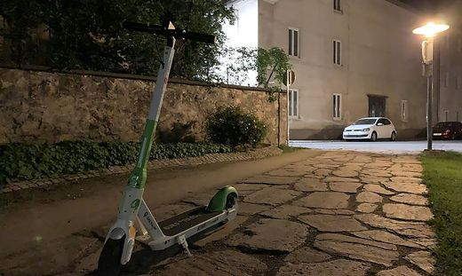 leoben, mobilitaet, scooter, e-scooter