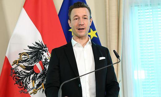 Ex-Kanzleramtsminister Gernot Blümel (ÖVP)