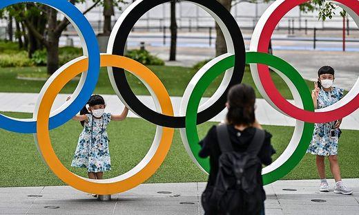 Die olympischen Sommerspiele 2021 sollen stattfinden