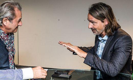 Richard David Precht im Gespräch mit Adolf Winkler