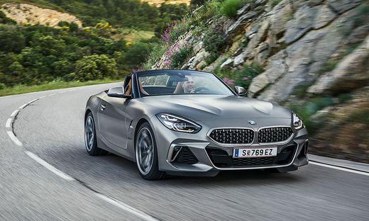 Das BMW und Mercedes wieder mehr verkaufen, ist auch für Graz gut, wo der BMW den 5er und den Z4 produziert und Mercedes seine G-Klasse