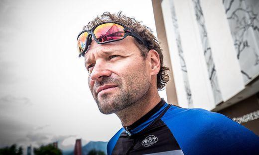 """Peter Wrolich lebt mit seiner Familie in Klagenfurt – """"dort fahre ich auch jeden Tag mit dem Rad"""""""
