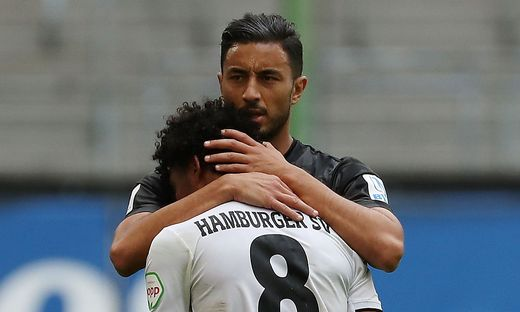 Hamburger SV v SV Sandhausen - Second Bundesliga