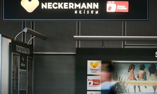 Die Marke Neckermann steht noch zum Verkauf