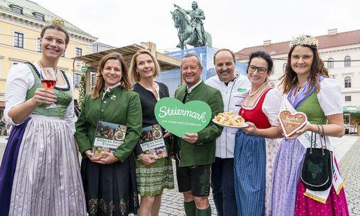 Genussmarkt Steiermark