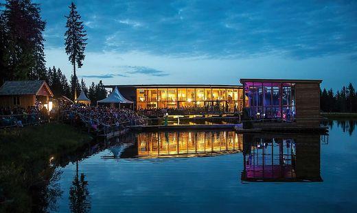 """Die Reihe """"Konzerte am Bergsee"""" garantiert spektakuläre Live-Shows"""