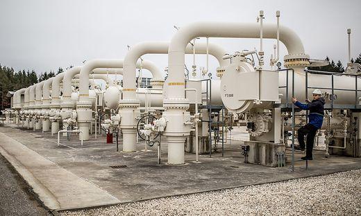 Im Bezirk Völkermarkt betreibt die Gasconnect beispielsweise einen Gasverdichter
