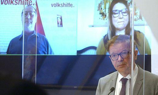 ONLINE-PK SOZIALMINISTERIUM 'BERICHT PFLEGETASKFORCE: HANDLUNGSMOeGLICHKEITEN UND PERSPEKTIVEN': ANSCHOBER