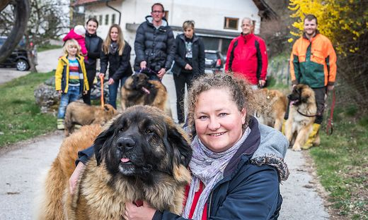 Hundezucht Opriesznig St. Oswald Eberstein