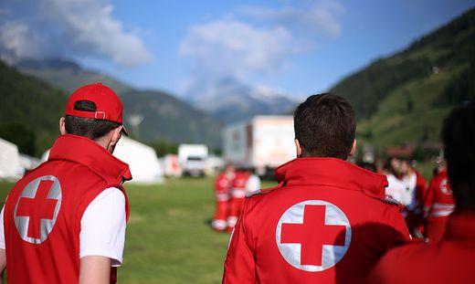 Es werden freiwillige Helfer gesucht