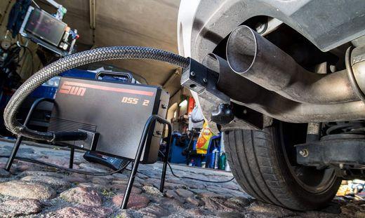 Volkswagen trickste bei den Emissionswerten