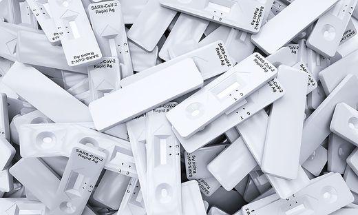 Glütigkeit, Tests, Covid, Antigen, PCR