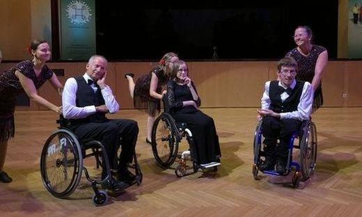 Tag der Barrierefreiheit: Wenn Rugby im Rollstuhl gespielt wird