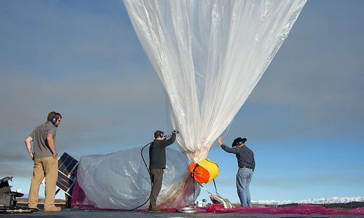 NEW ZEALAND GOOGLE PROJECT LOON
