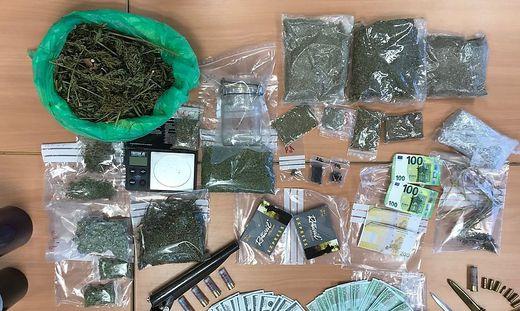 Die Leibnitzer Polizei konnte einen Suchtmittelring ausforschen (Sujetbild)