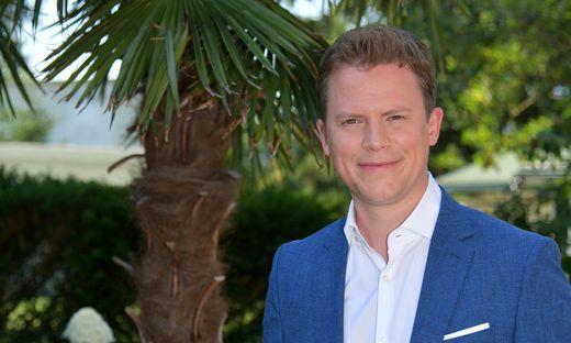 Die ORF-?Sommergespraeche? 2019 ab 5. August mit Tobias Poetzelsberger