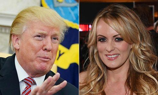 Stormy Daniels könnte Trump noch gefährlich werden