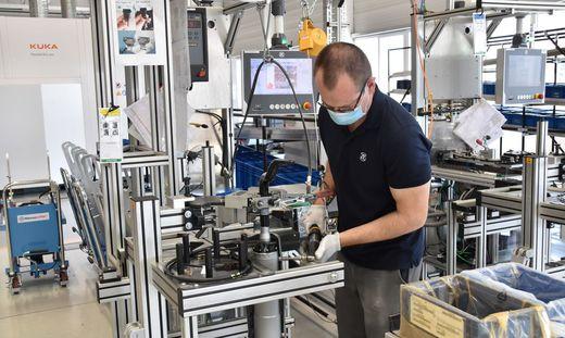 ZF Lemförder in Lebring braucht mehr Personal für die Montage intelligenter Fahrwerksysteme