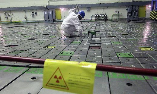 Russland: Extremwerte von radioaktivem Ruthenium-106 gemessen
