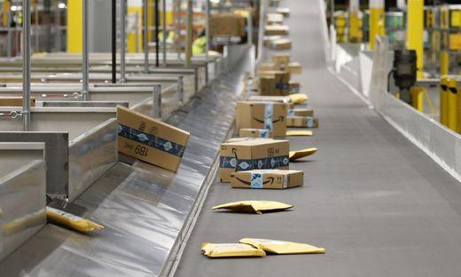 Amazon beschäftigt in Summe knapp 650.000 Mitarbeiter
